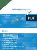 UMTS Network Optimization