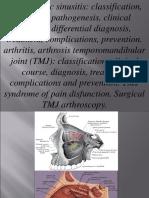 08. Odontogenic Sinusitis
