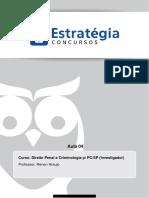 4- Direito Penal - Estratégia - Crimes contra a pessoa - Aula04.pdf