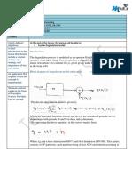 U3T2- Degradation Model