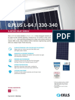 Hanwha q Cells Data Sheet Qplus l g4.1 330-340 2016-09 Rev02 En