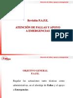 Atención de Fallas y Emergencias v7