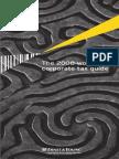 WCTG 2008 Worldwide Corporate Tax Guide