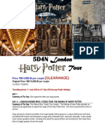 5D4N HARRY POTTER TOUR - CLEARANCE.pdf
