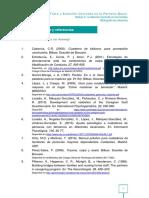 M3. Bibliografía y Referencias