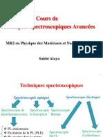 Spectroscopie de Photoluminescence_Ch1