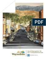Waynesboro Draft Comprehensive Plan - November 2017