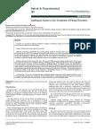 Different Modalities of Antifungal Agents in the Treatment of Fungal Keratitisa Retrospective Study 2155 9570 1000631