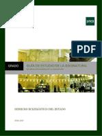 Guia Grado Derecho Eclesiastico Del Estado 2015 2016 (1) (1) (1)