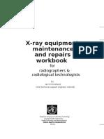 X-Ray Equipment Maintenance and Repair Handbook.pdf