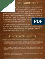 Informe de Tunel
