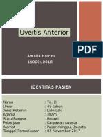 Uveitis Anterior - Amel
