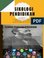 Powerpoint Psikologi Pendidikan