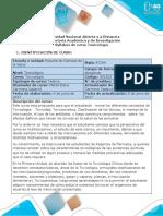 Syllabus de Curso Toxicologìa