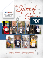 The Spirit of Giving 2017