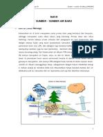Bab III - Sumber-sumber Air Baku