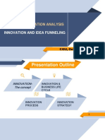 Innovation Management and Idea Funneling - Final