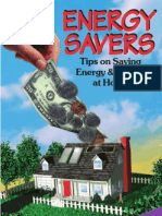 8679642 Energy Savers Tips on Saving Energy Money at Home