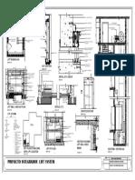 Plano Mecanico de Detalle - Py Utp