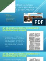 Ley Del Sistema Nacional Coordinado y Descentralizado De_EDER