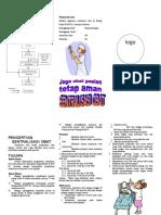 Leaflet Sentralisasi Obat