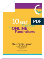 10 Great Practices for Online Fundraising