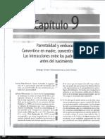 Leticia Solis (2004) Parentalidad y Embarazo en La Parentalidad Desafío Para El Tercer Milenio Manual Moderno México(1)
