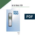 Nokia 1100 En