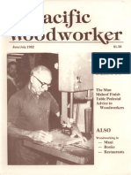 Popular Woodworking - 007 -1982