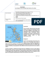 Philippines Case Studies