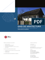 Ghid de Arhitectura Zona Deltei Dunarii