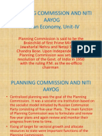 20160316142348planning Commission and Niti Aayog-ppt