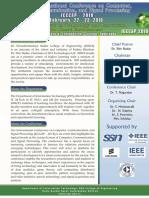 ICCCSP2018 Brochure
