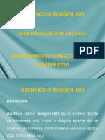 Imagenes ISO
