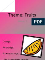 Group 1 FRUITS.ppt