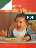 A Kismama Babakonyhája