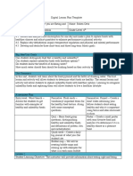 digital lesson plan template