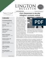 September 2010 All Fairlington Bulletin