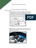 Diseño y Cálculo de Los Parámetros de Un Inyector Para Una Turbina Pelton