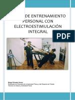 Curso de Entrenamiento Personal Con Electroestimulación Integral