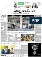 International New York Times 9-10 September 2017