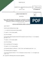 Amendements au PLFSS 2018 signés et cosignés par Marie-Noëlle Lienemann