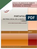 Portafolio Doctrina Social i Unidad Esdres Orlando Herrera Santander
