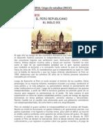 Historia Del Perú- Temaperú Republicamo