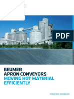 BEUMER Apron Conveyors 01kjdecxsed