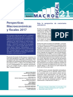 Boletín Macro Fiscal 21