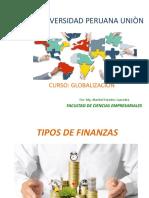 Clase 3 - Tipos de Finanzas