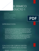 Analisis Sismico Del Viaducto 1 Con Neopreno