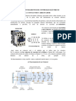 UNIDAD 01 - Fundamentos de Controles Electricos