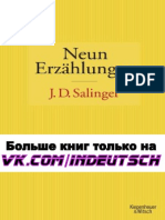 Salinger J D - Neun Erzaehlungen Copia